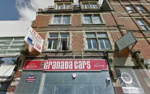 Granada cars coldharbour