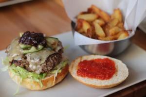 shhh burger