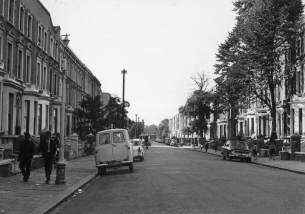 Somerleyton Road, c. 1965