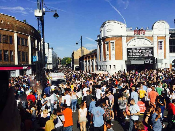 Brixton Splash 2015