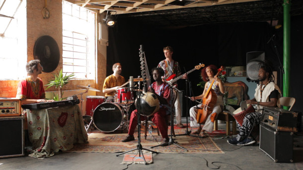 London-based band Bafula to play at Africa Utopia in Brixton