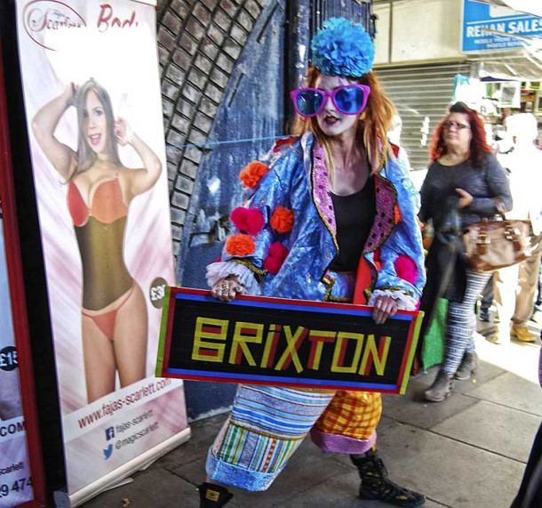 OurBrixton protest
