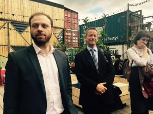 Gareth Bacon: Asking the BID questions in Brixton