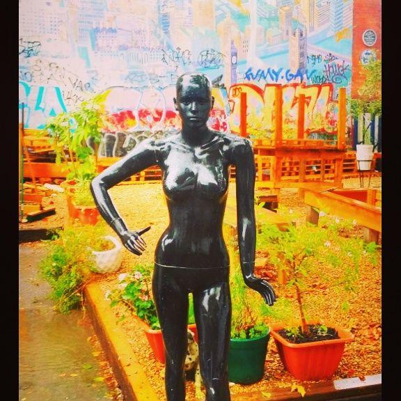 Granville mannequin