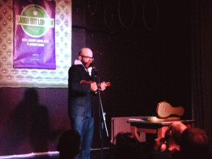 Harry Hill at Laugh Out London