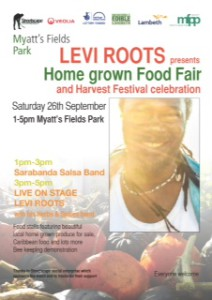 levi roots event in myatt's