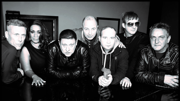 The Happy Mondays are playing at Brixton Academy