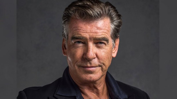 Pierce Brosnan, frontman of the Ovalhouse move to Brixton.