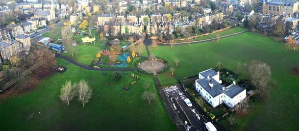 Slade Gardens