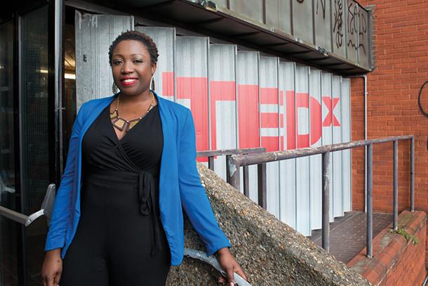 TEDxBrixton founder Stephanie Busari