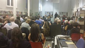 Concert in library