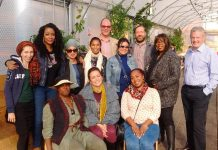 new entrepreneurs CoPop with Tree Shepherd mentor