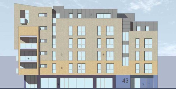 Proposed Lexadon development on Acre Lane