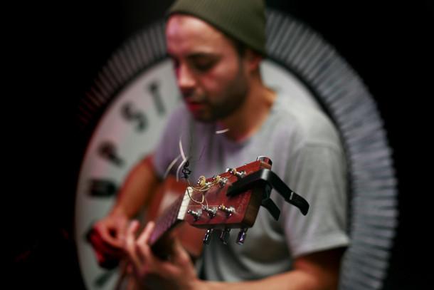 Rami Radi guitar