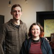 Dave Aldhouse and Mink Ette - founders of Brixton's first room escape game