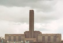 Bankside power station in 1985 Picture: Wikipedia/Cjc13