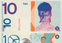 Bowie Tenner Note