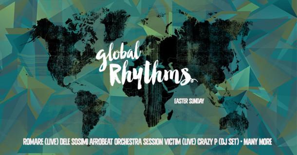 GLOBAL RHYTHMS1200-X-627