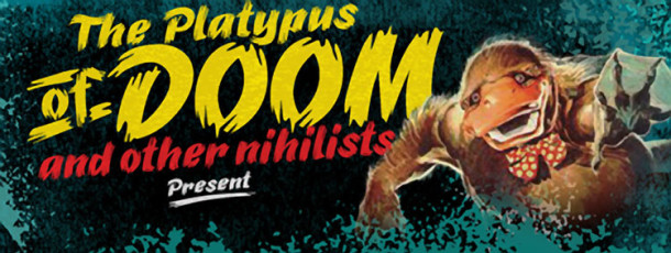 Platypus of Doom logo