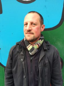 Battersea obsessed Brixton author, Peter Watts