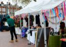 Diversity market at Windrush Square