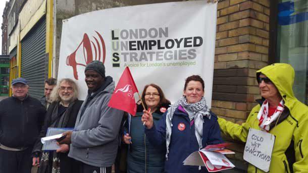 Union campaigners