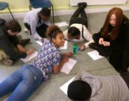 Lambeth young writers