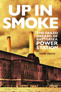 Up in Smoke by Peter Watts