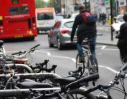 Bikes in Brixton