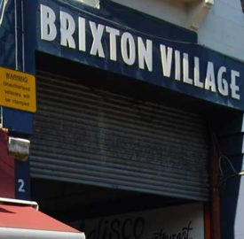 Brixton Village sign