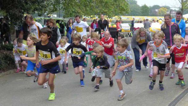 Dulwich Park Cystic Fibrosis fun run