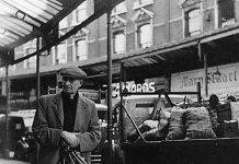 Brixton Electric Avenue 1950s