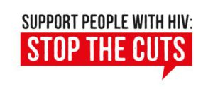 Support People with HIV logo