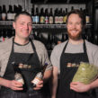 London Beer Lab founders Bruno and Charles: the Route 37 Beer Festival is a four-day craft beer trail along the No. 37 bus route between Clapham and Brixton.