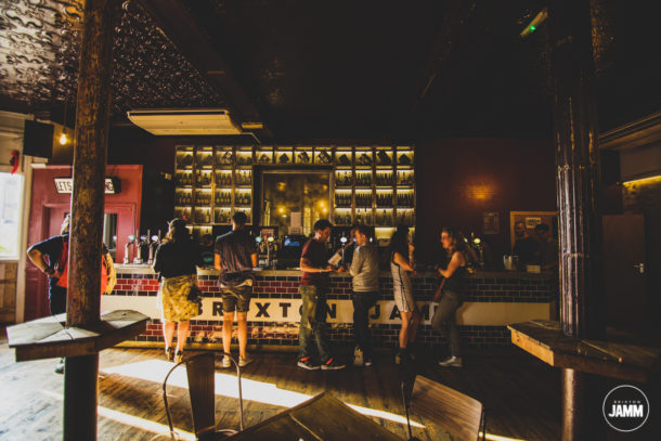 Brixton Jamm bar