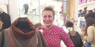 Lydia Gardner of Tree Shepherd in Diverse Gift Shop