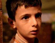 Syrian boy exile