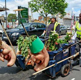Brixton Windmill Trades Parade
