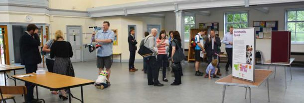 The council-GLL exhibition