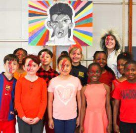 Sudbourne School David Bowie performers