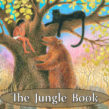 The Jungle Book poster for production at Brockwell Park Walled Garden