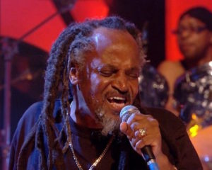 Reggae legend Little Roy. Image courtesy BBC
