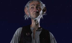 Ritzy Round Up image 2 - local actor, Mark Rylance as the BFGjpg