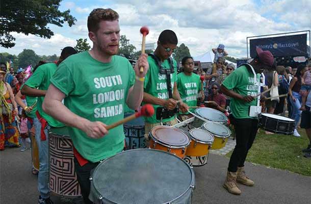 South London Samba
