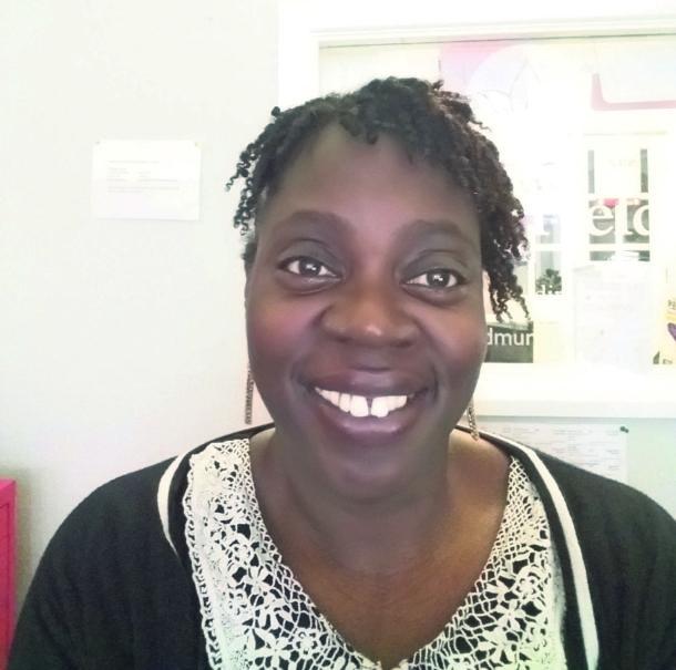 Poet Sandra Brown Springer