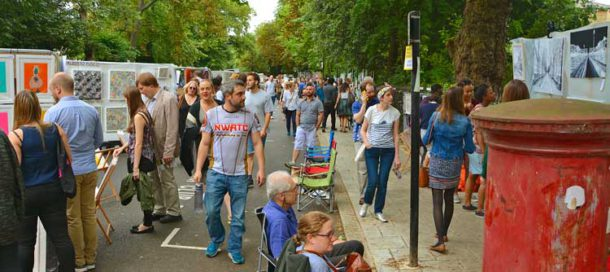 Urban Art Fair Brixton 2016