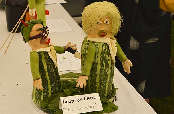 Dirty work in the House of Chards – a vegetable Gove knifes a vegetable Boris