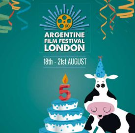 Argentine film festival poster