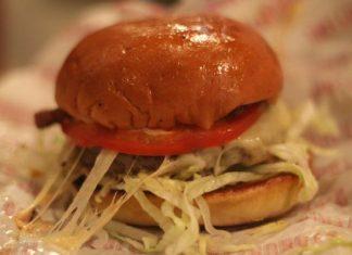 Dirty Burger burger
