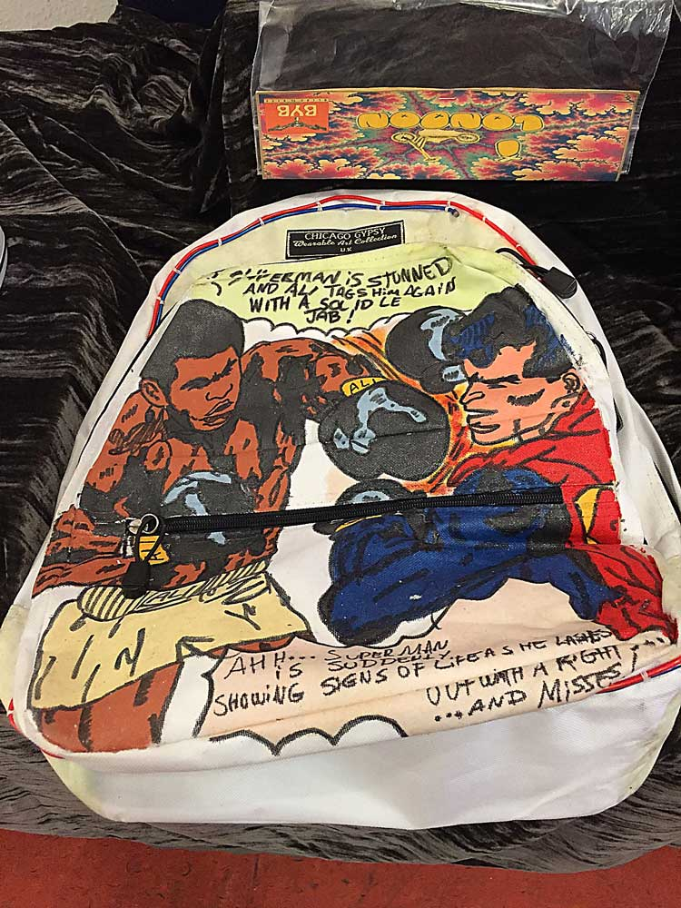 Ali v. Superman: Bling ya Bike young entrepreneurs' bag